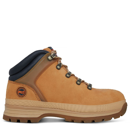 Pro Splitrock Worker Shoe Geel Heren | Timberland