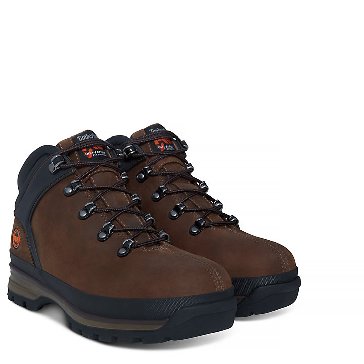 Pro Splitrock Worker Shoe Marrone Uomo-
