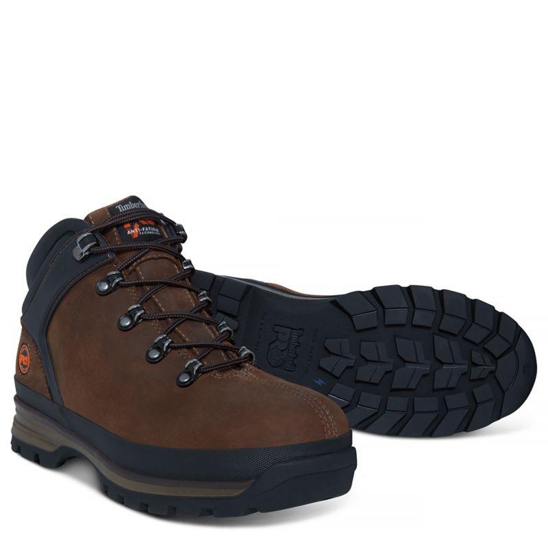 Timberland - pro splitrock worker shoe - 3