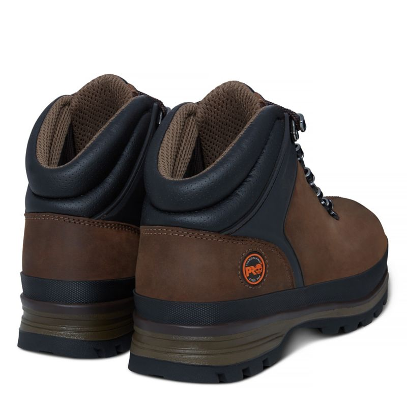 Timberland - pro splitrock worker shoe - 4