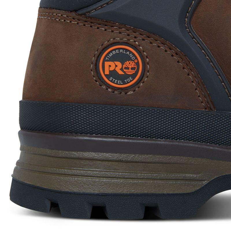 Timberland - pro splitrock worker shoe - 8