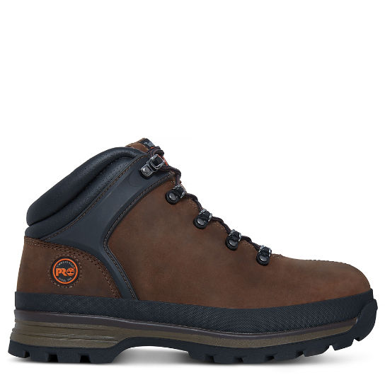 Pro Splitrock Worker Shoe Bruin Heren | Timberland