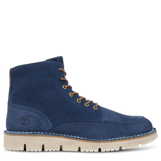 Westmore Leather and Fabric Boot Homme | Timberland