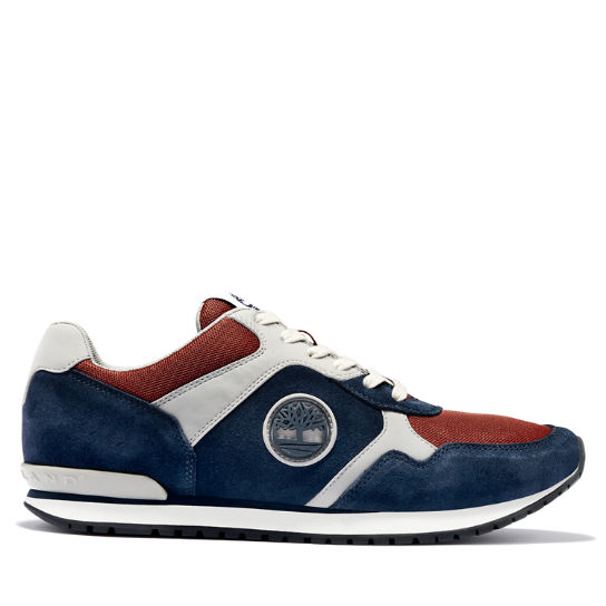 Retro Runner Sneaker for Men in Navy | Timberland