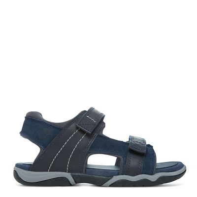 Junior+Tisbury+Sandal+Navy