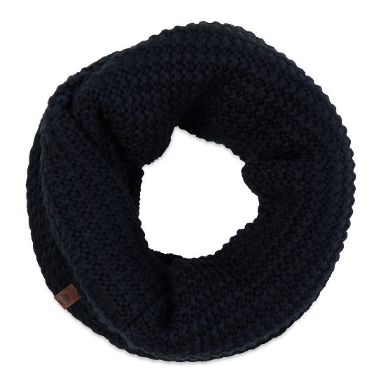 Women's Stitched Jersey Snood Black | Timberland