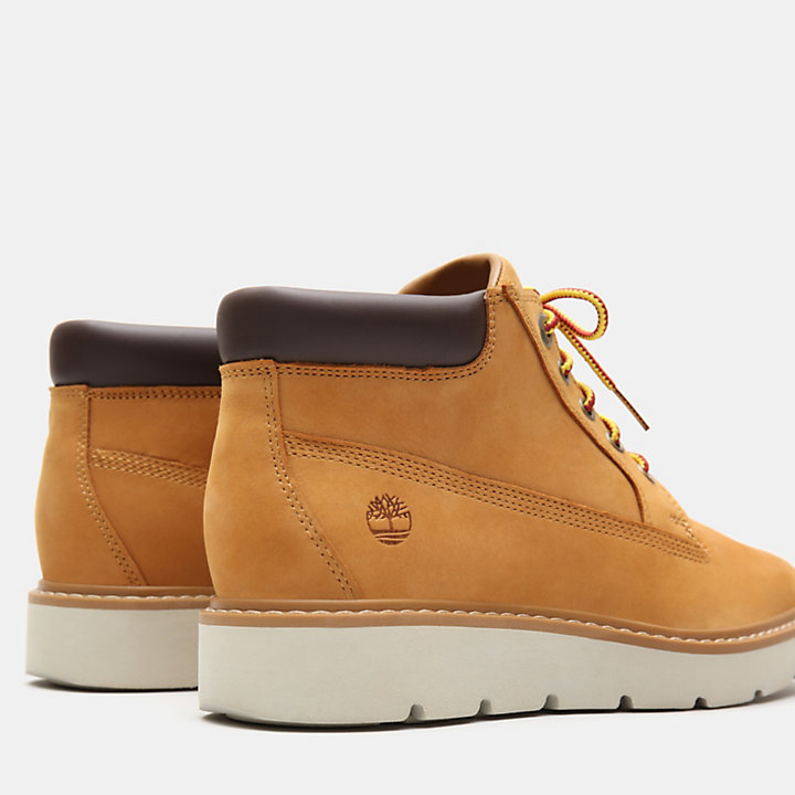 Kenniston Nellie Chukka for Women in Yellow-