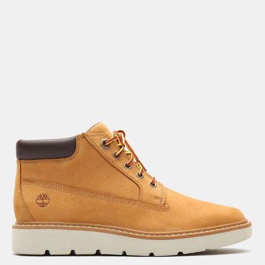 Kenniston Nellie Chukka voor Dames in geel | Timberland