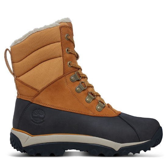 Rime Ridge Boot for Men in Yellow | Timberland