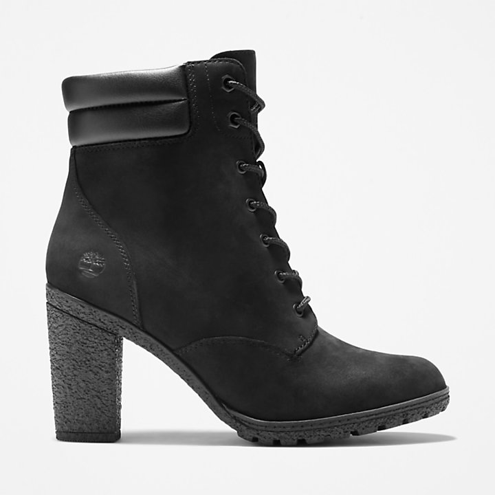 6-Inch Boot Tillston pour femme en noir-