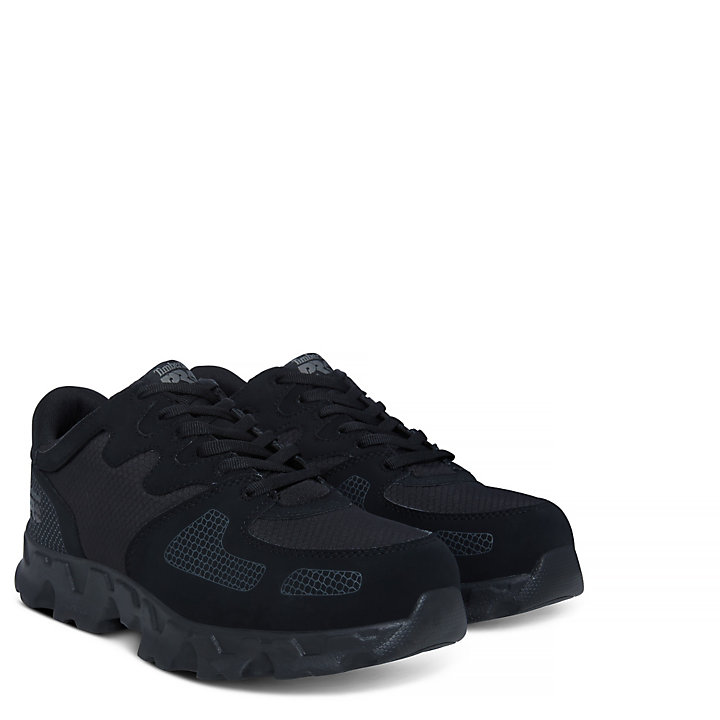 Men's Pro Powertrain Sneaker Black-