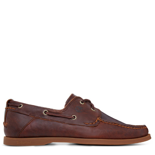 Timberland® Heritage Boat Shoe Homme | Timberland