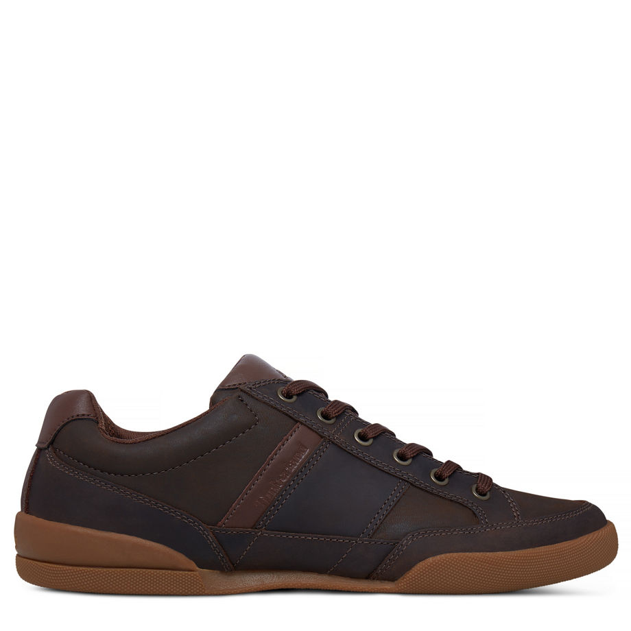 Timberland Split Cupsole Trainer Homme Marron Medium Brown Connection, Taille 45