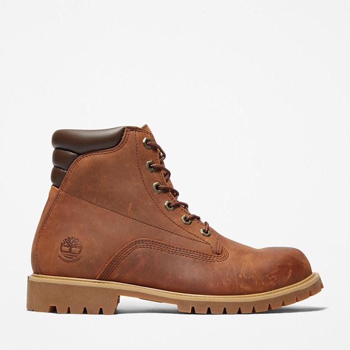 6-inch Boot Alburn pour homme en marron-