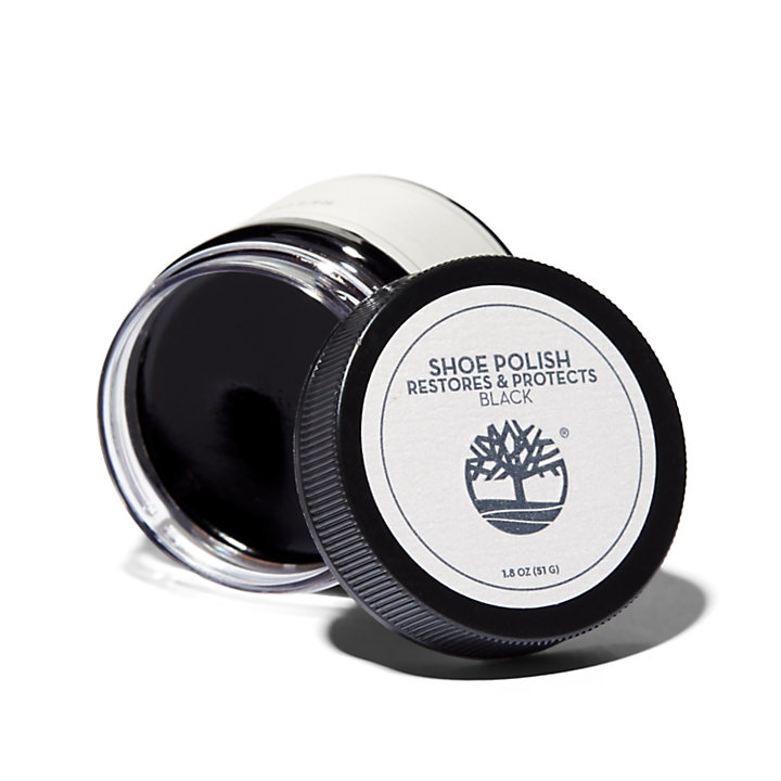 Black Shoe Polish-
