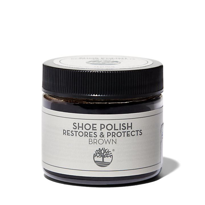 Brown Shoe Polish-