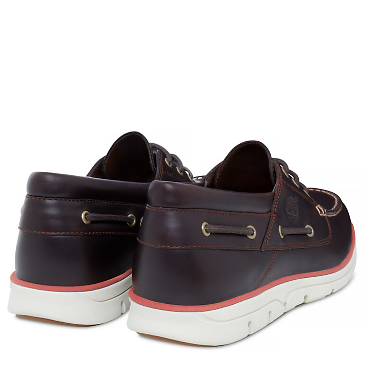 Men's Bradstreet Boat Shoe Brown-