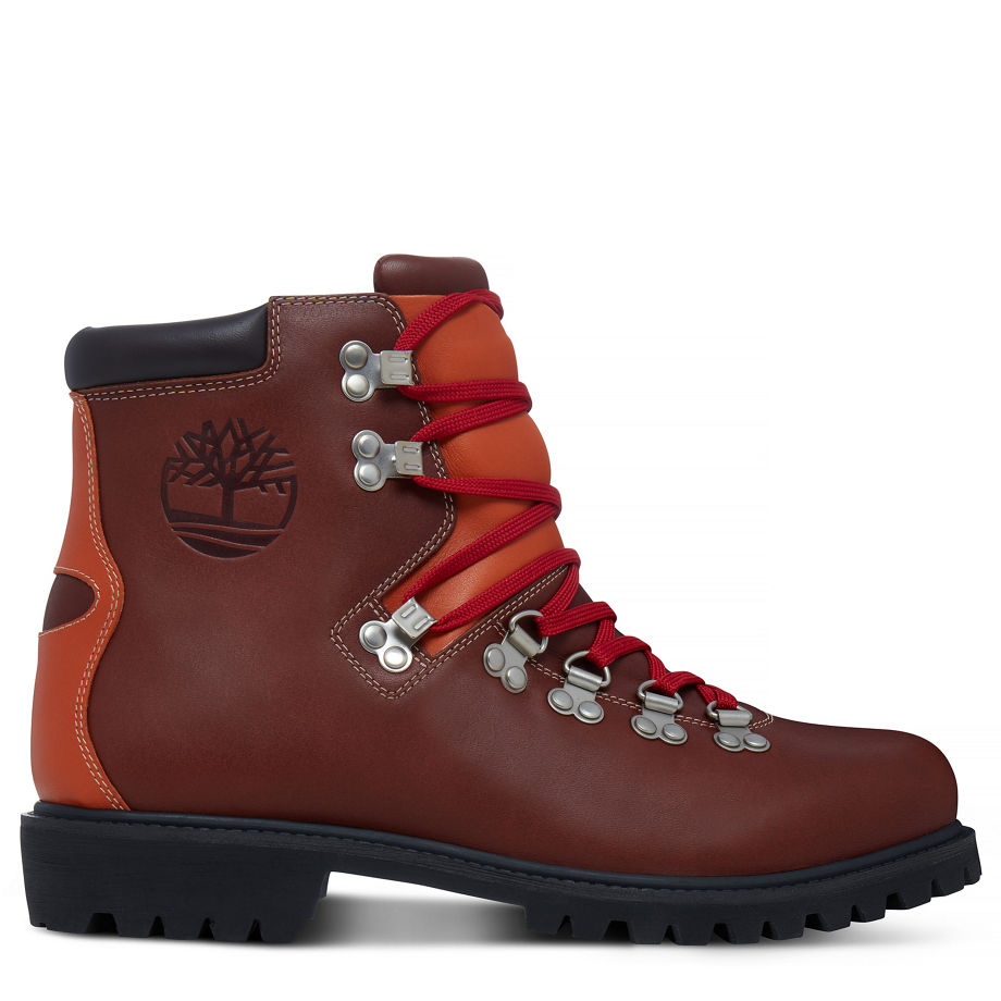 Timberland 1978 Hike Waterproof Boot Homme Rouille Claypot, Taille 41