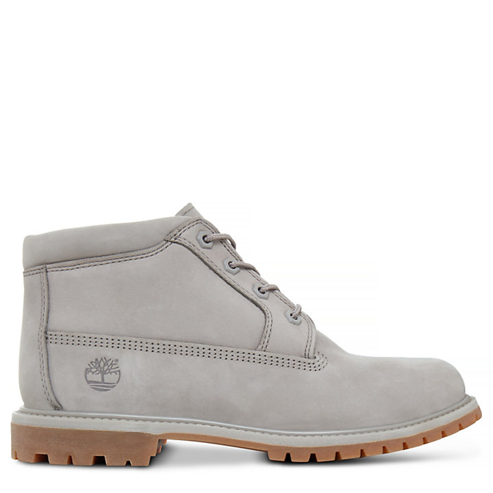 Women's Nellie Chukka Boot Steeple Grey-