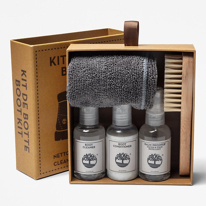 Kit de Productos para el Cuidado de Botas-