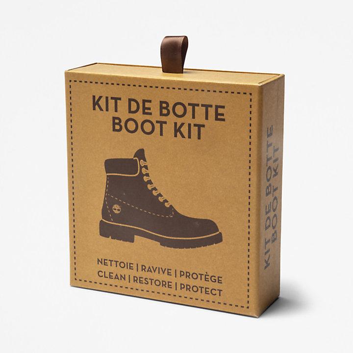 Kit d'entretien pour chaussures-