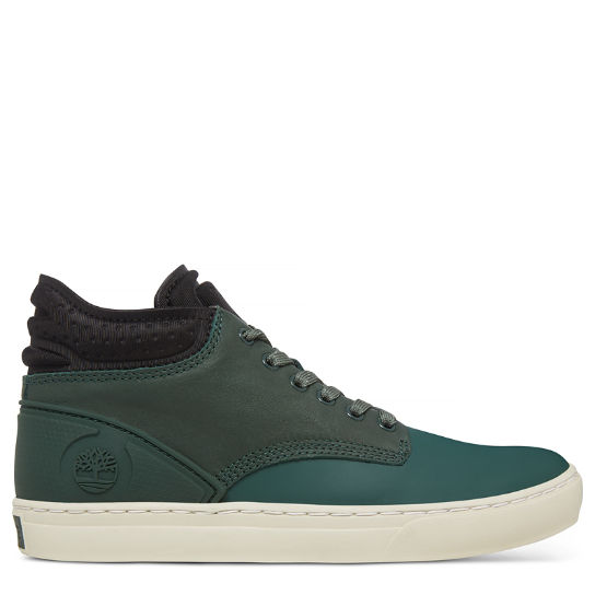 Men's Adventure 2.0 Cupsole Rubberised Chukka Green | Timberland