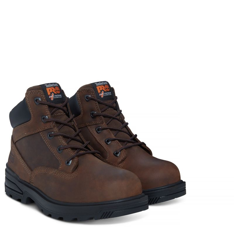 Timberland - pro 6-inch mortar worker boot - 2
