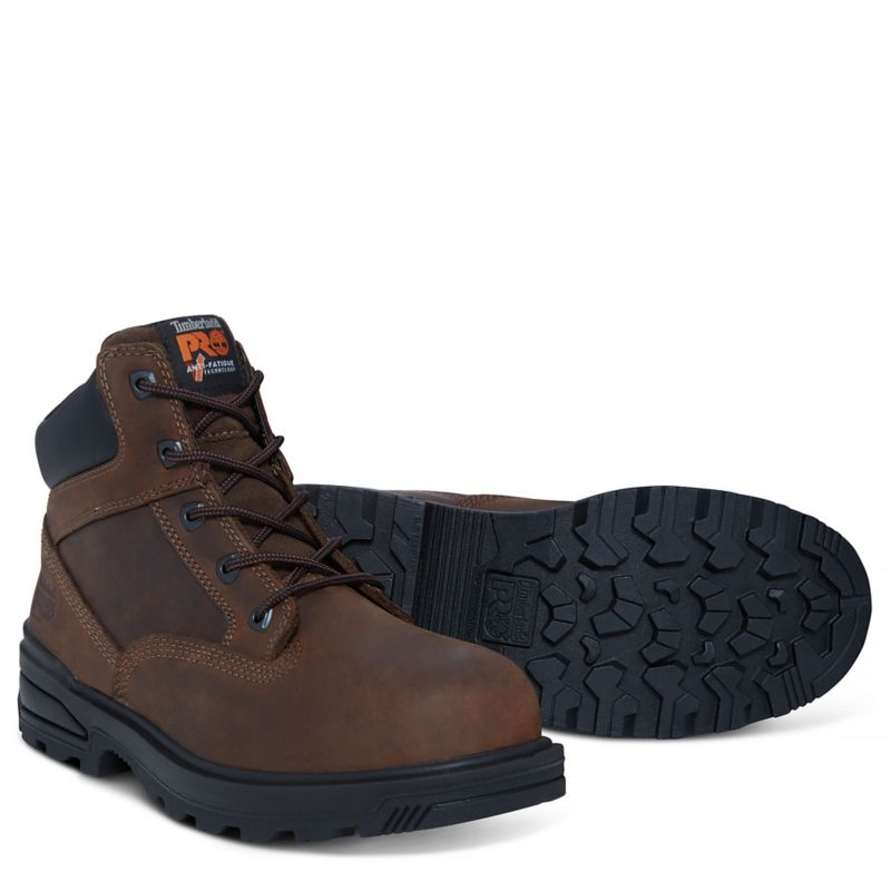 Timberland - pro 6-inch mortar worker boot - 3
