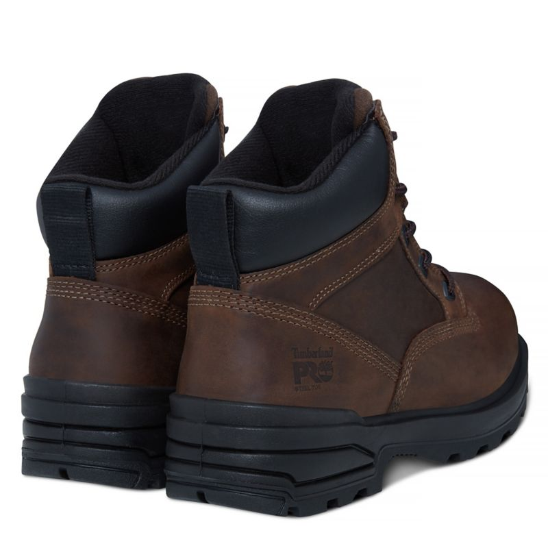 Timberland - pro 6-inch mortar worker boot - 4