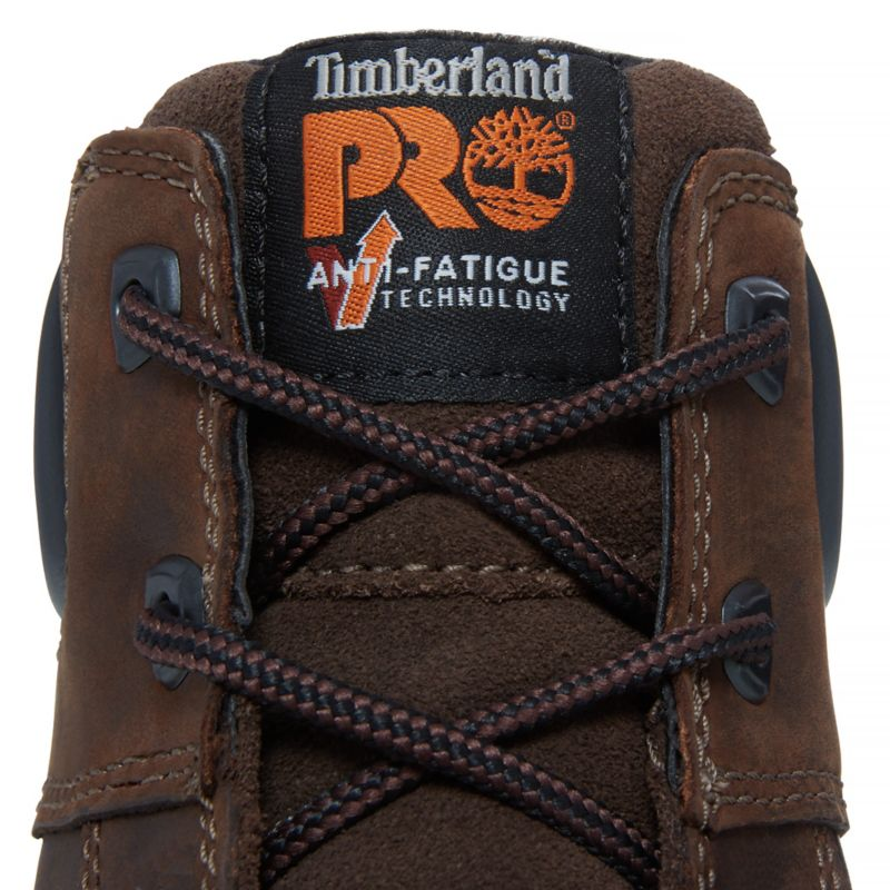 Timberland - pro 6-inch mortar worker boot - 6