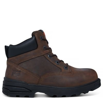 Herren+Pro+6-inch+Mortar+Worker+Boot+Braun