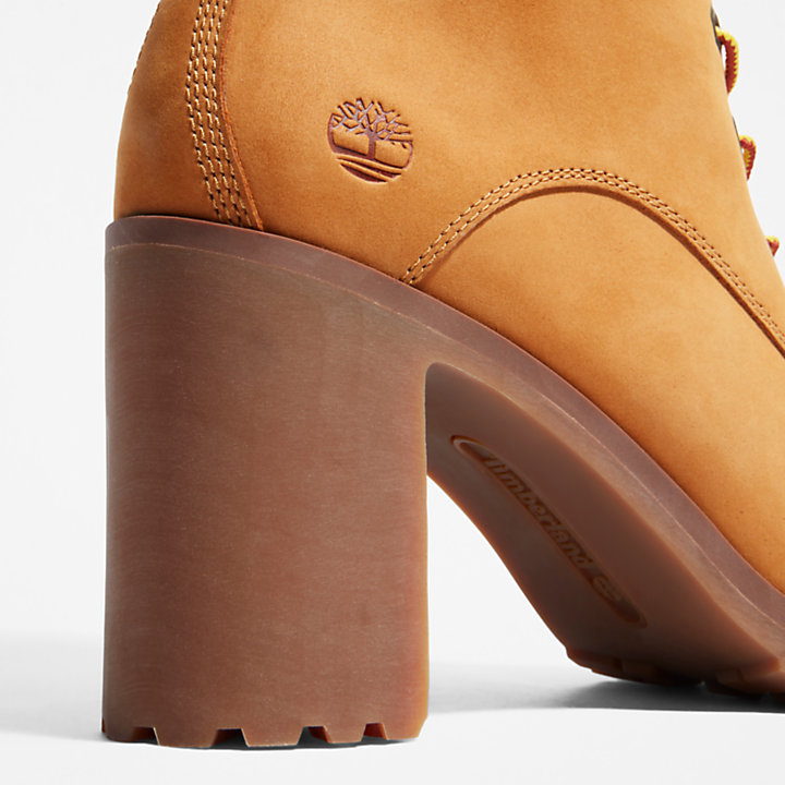Allington 6-Inch Boot voor Dames in geel-