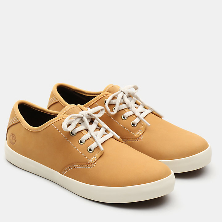 Dausette Trainer for Women in Yellow-