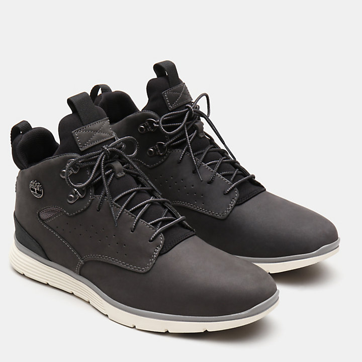Killington Hiker Chukka in Dark Grey-