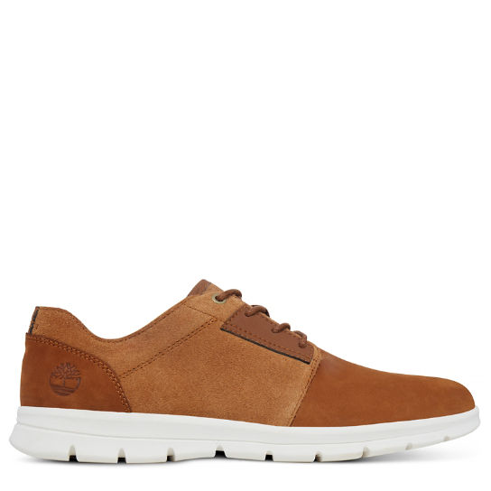 Graydon Leather Trainer canela hombre | Timberland