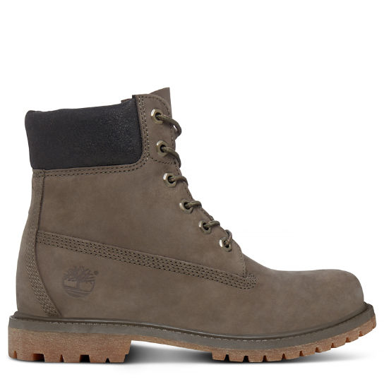 Premium 6 Inch Boot for Women in Brown | Timberland