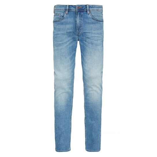 Herren Sargent Lake Denim Stretch Slim Indigo | Timberland
