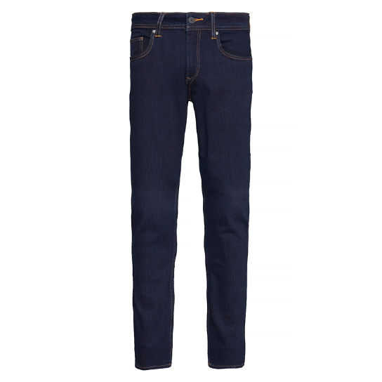 Herren Sargent Lake Denim Stretch Slim Blau | Timberland