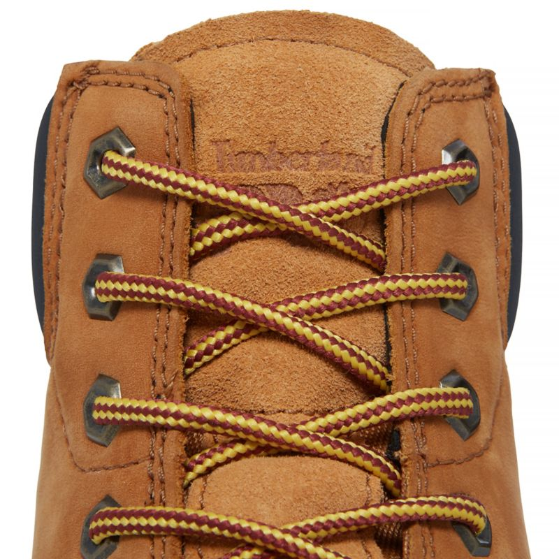Timberland - pro 6-inch sawhorse worker boot gelb - 6