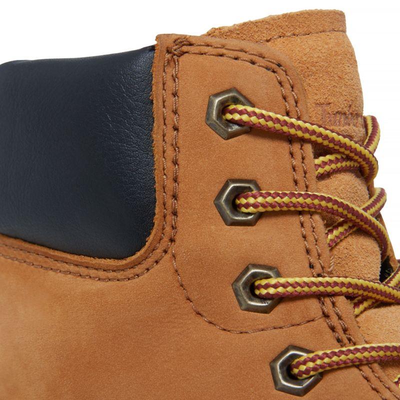 Timberland - pro 6-inch sawhorse worker boot gelb - 7