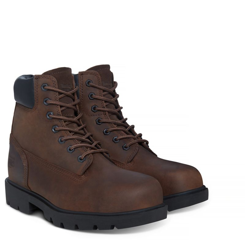 Timberland - pro 6-inch sawhorse worker boot - 2