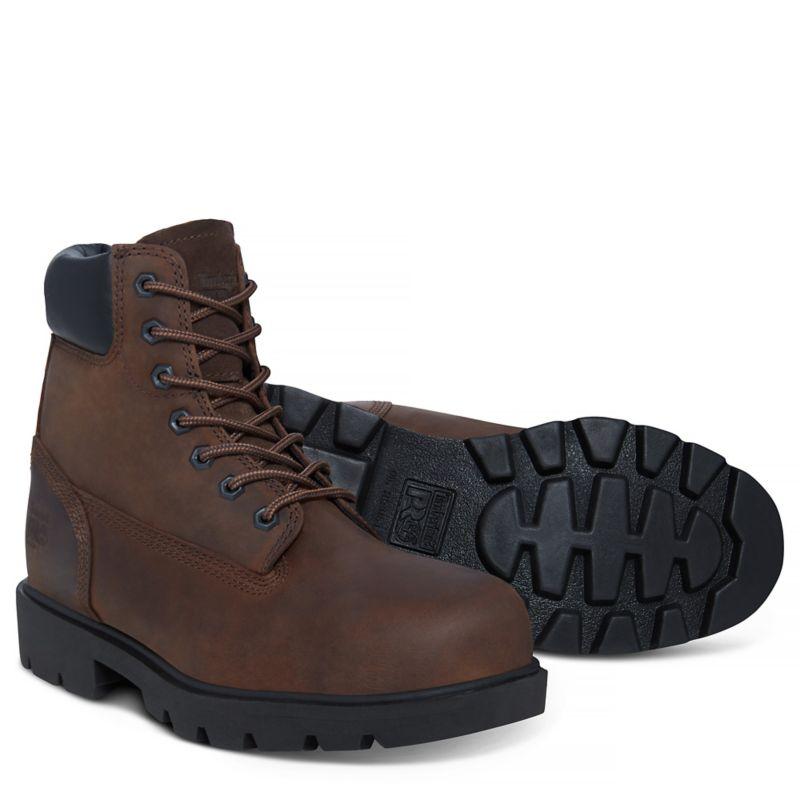Timberland - pro 6-inch sawhorse worker boot - 3