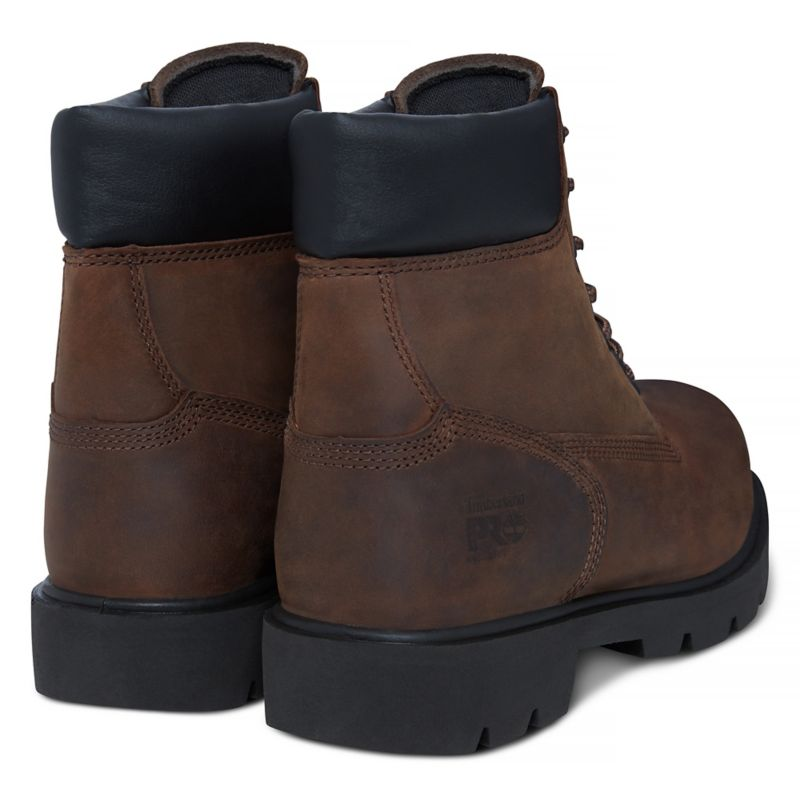 Timberland - pro 6-inch sawhorse worker boot - 4