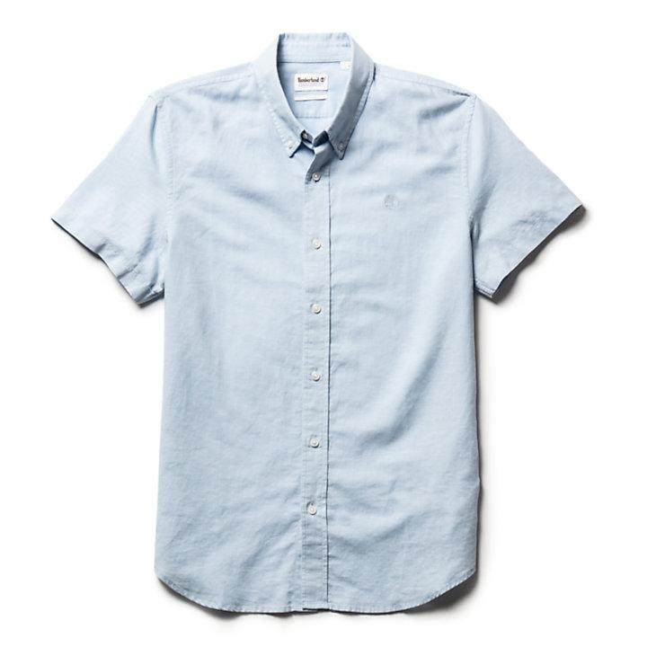 Lovell River Shirt for Men in Blue-