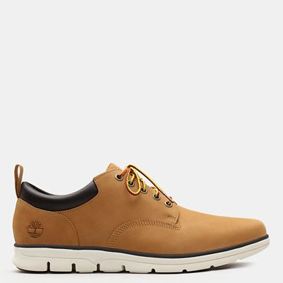 Bradstreet+Leather+Sneaker+for+Men+in+Yellow