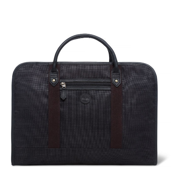 Ashbury Slim Briefcase Black | Timberland