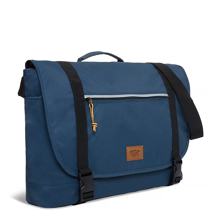 Crofton Messenger Bag Black-