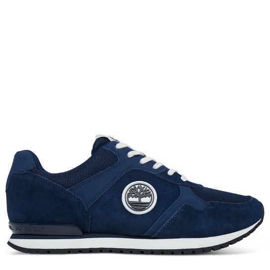 Men's Retro Runner Trainer Navy | Timberland