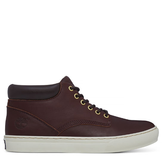 Men's Adventure 2.0 Cupsole Chukka Brown | Timberland
