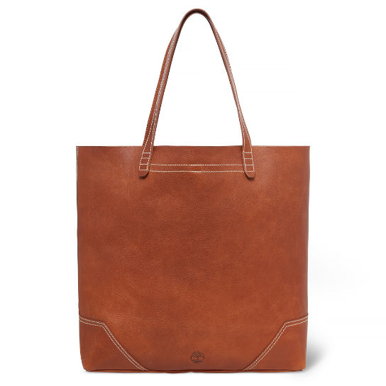 Shopping Bag marrón envejecido mujer | Timberland